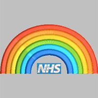 NHS Rainbow Zoodie