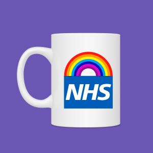 NHS Rainbow Mug
