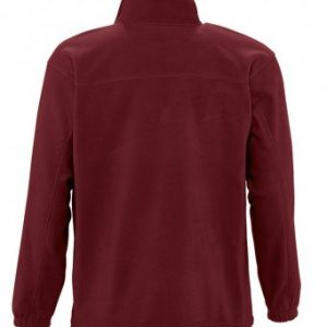 NHS Fleece – Burgundy