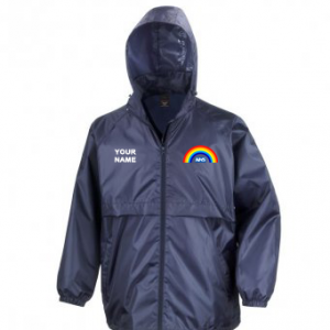 NHS Rainbow Windcheater